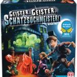 Geister Geister Schatzsuchmeister Kinderspiel des Jahres 2014