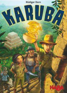 Karuba Spiel des Jahres 2016