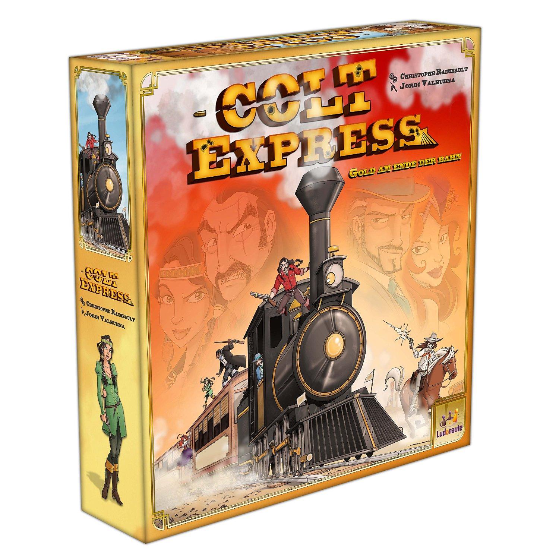 Colt Express - nominiert für das Spiel des jahres 2015